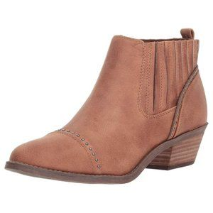 Brown Ankle Boot Women's Declan REPORT